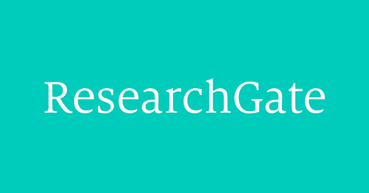 ResearchGate Profile